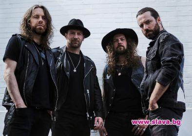 Канадската рок група Monster Truck ще осигури мощен съпорт на