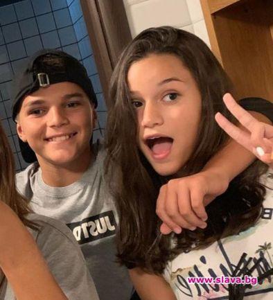 12-годишният Валери Божинов – младши скъса с гаджето си гимнастичката