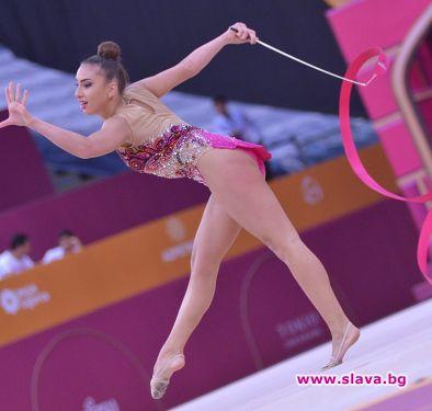 Катрин Тасева спечели олимпийска квота за България от световното първенство