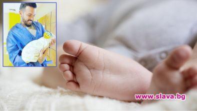 Снимка: Златка след раждането: Плача без да спирам