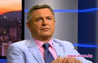 ТВ водещият Милен Цветков се завръща на екран със свое