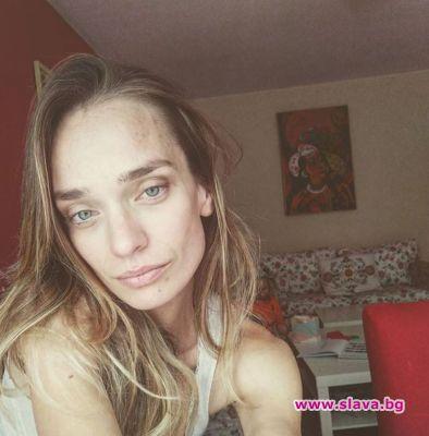 Ирена Милянкова отказа да крие умората и тъгата си. Бившата