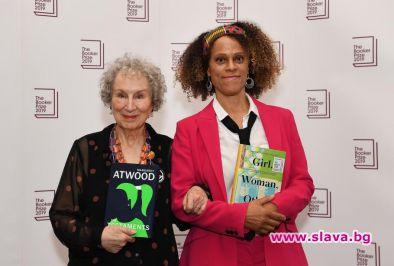 """Престижната награда """"Букър"""" за най-добър роман на английски език бе"""