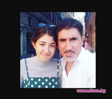 """""""Критичен съм към дъщеря ми Клои"""", споделя актьорът Башар Рахал."""