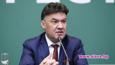Снимка: Боби Михайлов: Не се махам заради Борисов, просто търпението ми се изчерпа
