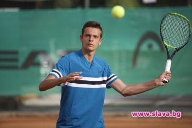 Снимка: Сребро за Симеон Терзиев още при първото му участие на ITF турнир за мъже