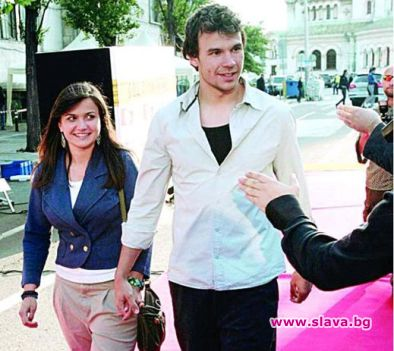 Хитовият актьор Ивайло Захариев и жена му Миряна са разделени.