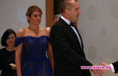 Румен Радев и съпругата му са в Япония по случай