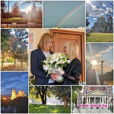 """Лили Иванова: """"Имам щастието да живея в един от най-красивите"""