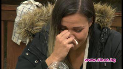 """Тежък емоционален трус удари една от участничките във """"Фермата"""" и"""
