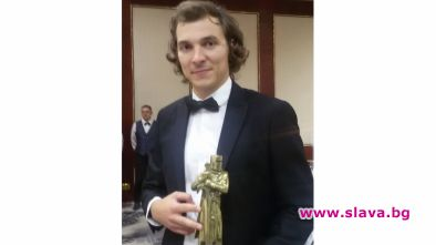 """Актьорът от театър """"Възраждане"""" Йордан Ръсин е тазгодишният носител на"""