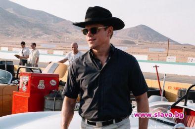 Да се качи в колата на легендарния пилот от Формула