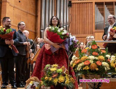 Соня Йончева изнесе концерт в столичната зала България, а билетите