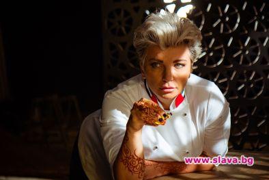 Chef Силвена Роу пристигна в България от Дубай за снимките
