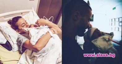 Младият актьор с медицински ценз Наум Шопов-младши стана татко.Годеницата на