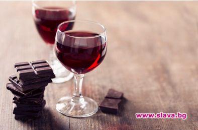 Тези, които обичат насладата от чаша хубаво вино и парче