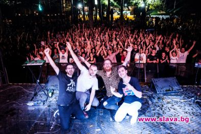 Любимата ни и единствена за сега, съвременна, българска банда, която