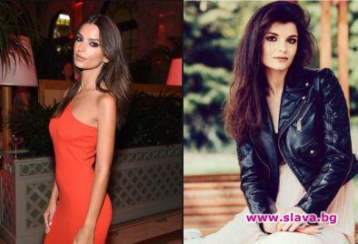 Мис България Славена Вътова се оказа двойничка на световен топмодел.