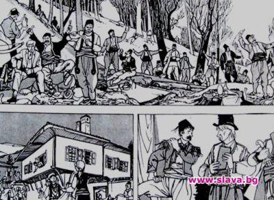 Архитект от Русе преведе от френски език комикс по Вазовия