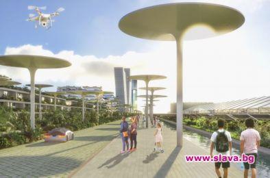 Италианската световноизвестна архитектурна фирма Стефано Боери разширява концепцията си за