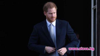 След срещата си в Сандрингам принц Хари обяви, че е