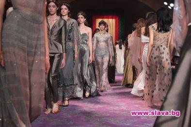 """Представянето на """"Dior"""", в рамките на започналата Парижка седмица на"""
