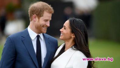 Принц Хари и съпругата му Меган са били на приятелска