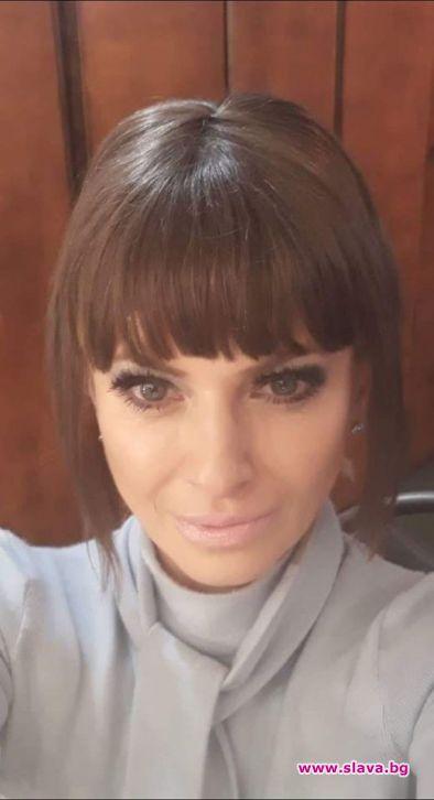 Актрисата Лилия Маравиля смени изненадващо цвета на косата си. 51-годишната