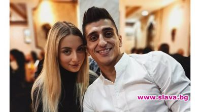 Първата среща между певицата Михаела Маринова и футболиста Александър Дюлгеров