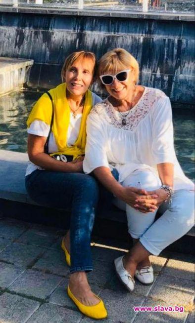 Актрисите Ирен Кривошиева и Боряна Павлова, живели с години в