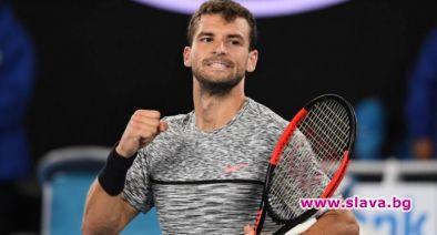 Най-добрият български тенисист Григор Димитров бе звездният гост на носителката
