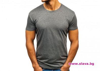 Мъжката тениска се е превърнала в задължителен елемент от гардероба