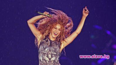 Певицата с колумбийската кръв Шакира използва социалната изолация за самоусъвършенстване.