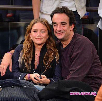 Приказката за Мери-Кейт Олсън и Оливие Саркози свърши и двамата
