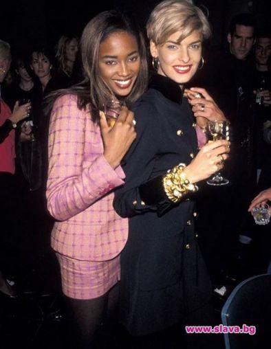 Днес Наоми Кембъл е легенда в модната индустрия, а името