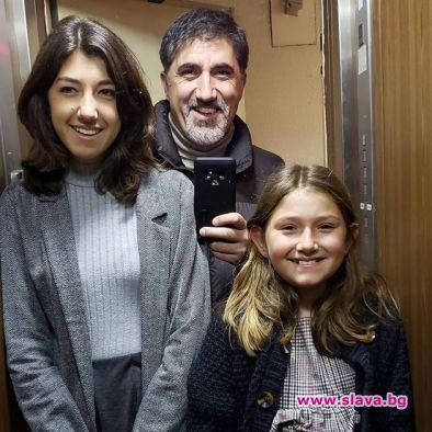 Актьорът и тв продуцент Башар Рахал е най-щастливият баща на