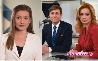 Лора Инджова ще застане до Виктор Николаев в сутрешния блок