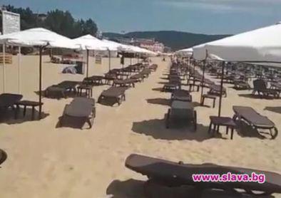 От 1 юни плажовете по българското Черноморие са отворени за