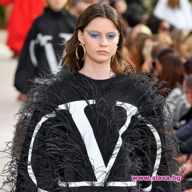 Valentino дава старт на новата ера в модата след коронавируса.Едно
