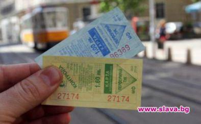 Шофьорите в градския транспорт на София отново ще продават билети