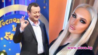 Отношенията на Димитър Рачков със знойната блондинка Анита Димитрова се
