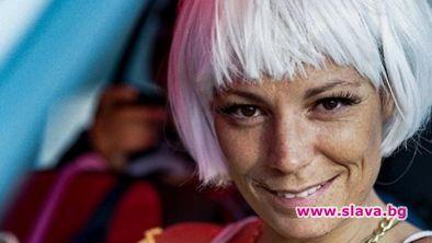 Актрисата Силвия Петкова, която стана всеобща любимка от тв сагата