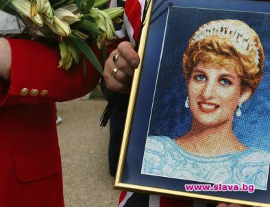 """Принц Уилям """"пази жива паметта на майка си"""", като разказва"""