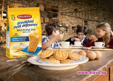 Историята на Balocco продължава цели три поколения. От малка занаятчийска