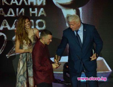 Ицо Хазарта триумфира с три статуетки на Годишните награди на