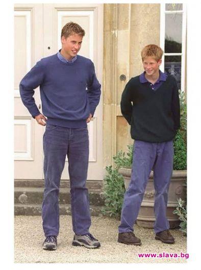 Принц Хари и принц Уилям направиха още една крачка към