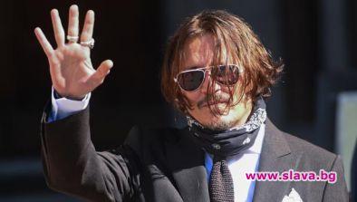 В Лондон продължава едно от най-ожесточените съдебни дела между Джони