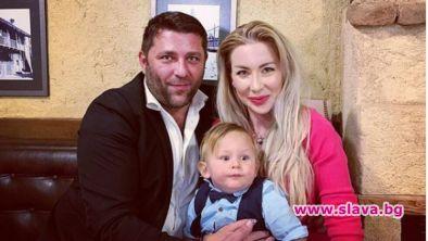 Антония Петрова има сериозни амбиции за бъдещето на сина си,