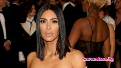 Риалити звездата Ким Кардашиян се подложи на тест за новия