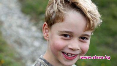 Животът на 7-годишния наследник на принц Уилям и Кейт Мидълтън